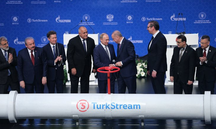 "Résultat de recherche d'images pour ""gas pipeline russia, turkey, europe, TurkStream, gas, energy, 2020"""
